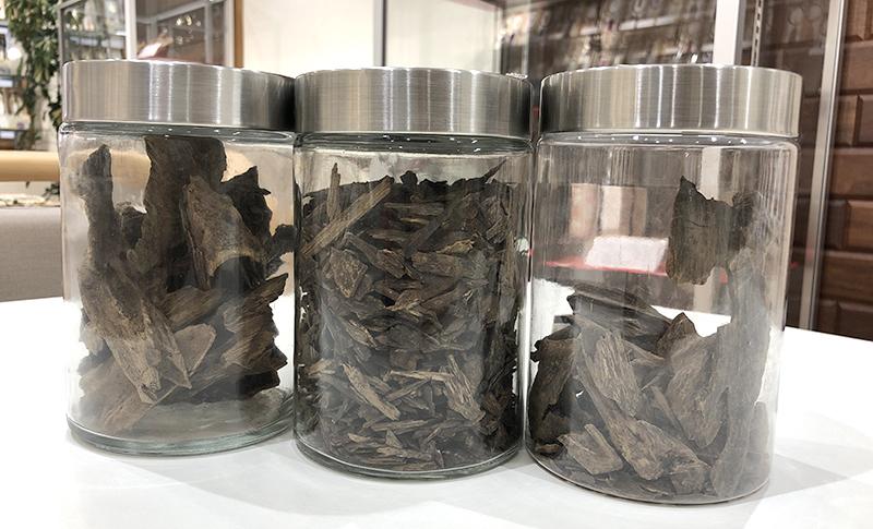 香源上野桜木店のベトナム産シャム沈香